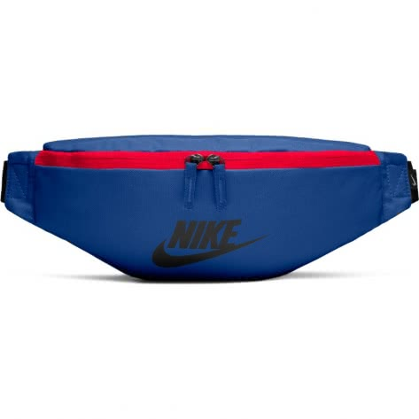 Nike Bauchtasche Heritage Hip Pack BA5750-438 Indigo Force/Black/Black | One size
