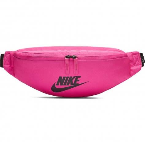 Nike Bauchtasche Heritage Hip Pack BA5750-520 Fuchsia/Black/Black | One size