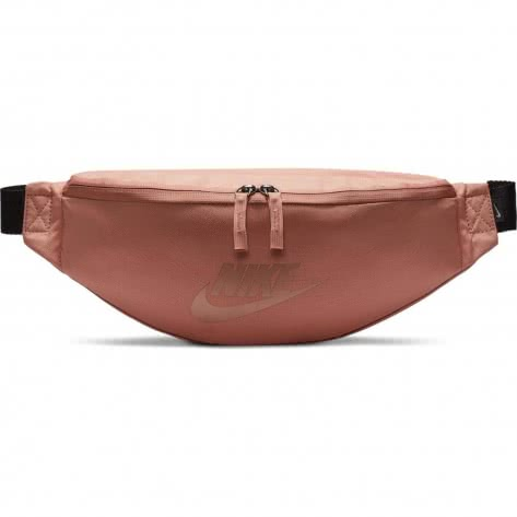 Nike Bauchtasche Heritage Hip Pack BA5750-605 Rose Gold/Rose Gold/Mtlc Red Bronze | One size