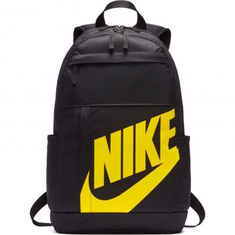 Nike Rucksack Elemental 2.0 Backpack BA5876-013 Black/Black/Dynamic Yellow   One size