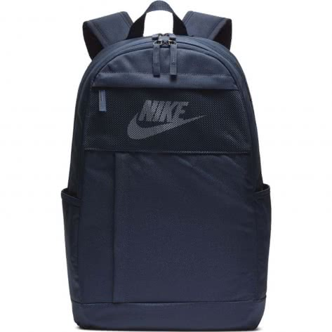 Nike Rucksack Elemental 2.0 Backpack LBR BA5878-451 Obsidian/Obsidian/White | One size