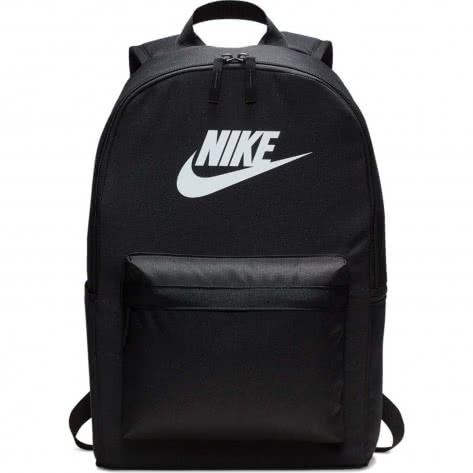 Nike Rucksack Heritage 2.0 Backpack BA5879-011 Black/Black/White | One size