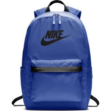 Nike Rucksack Heritage 2.0 Backpack BA5879-480 Game Royal/Game Royal/White | One size