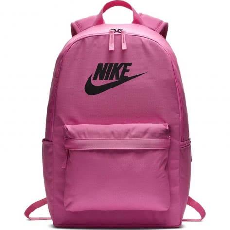 Nike Rucksack Heritage 2.0 Backpack BA5879-610 China Rose/China Rose/Black | One size