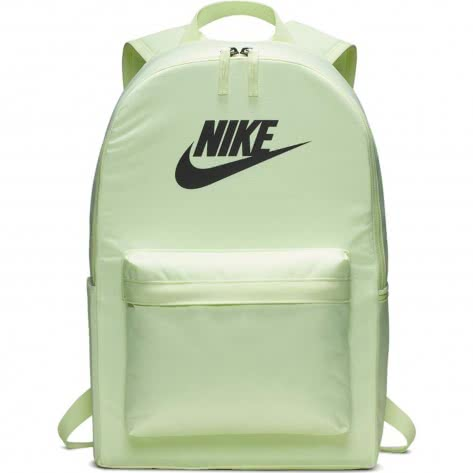 Nike Rucksack Heritage 2.0 Backpack BA5879-701 Barely Volt/Barely Volt/Black | One size