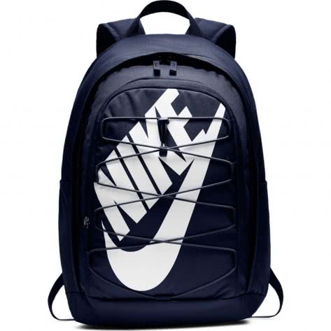 Nike Rucksack Hayward 2.0 Backpack BA5883-451 Obsidian/Obsidian/White | One size