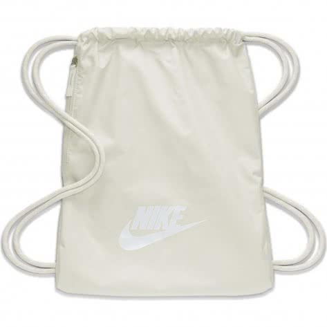 Nike Turnbeutel Heritage 2.0 Gym Sack BA5901-030 Phantom/Desert Sand/White | One size