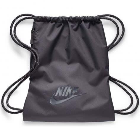 Nike Turnbeutel Heritage 2.0 Gym Sack BA5901-082 Thunder Grey/Thunder Grey/Thunder Grey | One size