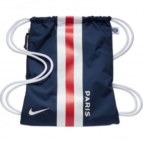 Nike Paris Saint-Germain Turnbeutel Stadium Football BA5942-410 Midnight Navy/University Red/White | One síze