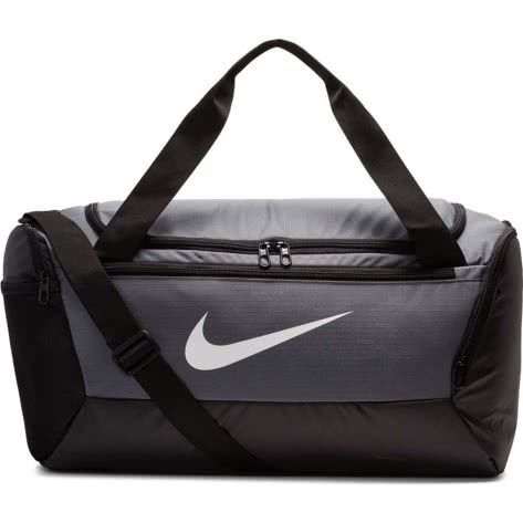 Nike Sporttasche Brasilia S Duffle - 9.0 BA5957-026 Flint Grey/Black/White   One size