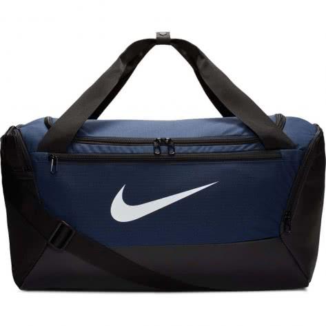 Nike Sporttasche Brasilia S Duffle - 9.0 BA5957-410 Midnight Navy/Black/White | One size