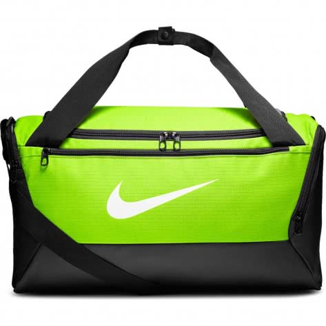 Nike Sporttasche Brasilia S Duffle - 9.0 BA5957-702 Volt/Black/White | One size