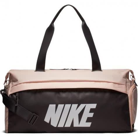 85422b1c5fd18 Nike Damen Sporttasche Radiate Club - Drop BA6014 Washed Coral Thunder  Grey Thunder Grey