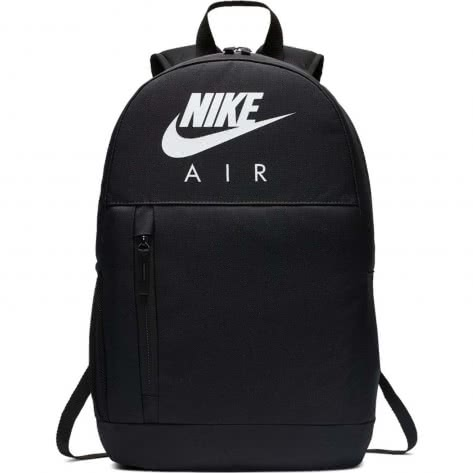 Nike Kinder Rucksack Elemental Backpack - GFX BA6032-010 Black/Black/White | One size