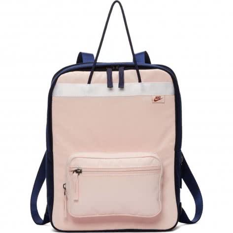 Nike Rucksack Tanjun BA6097-498 Blackened Blue/Echo Pink/University Red | One size