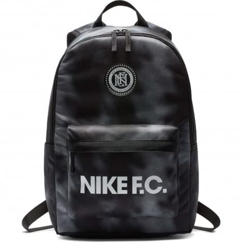 Nike Rucksack Nike F.C. Backpack BA6109-010 Black/Black/White | One size