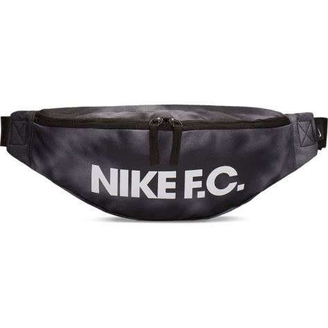 Nike Bauchtasche Nike F.C. Hip Pack BA6110-010 Black/Black/White | One size