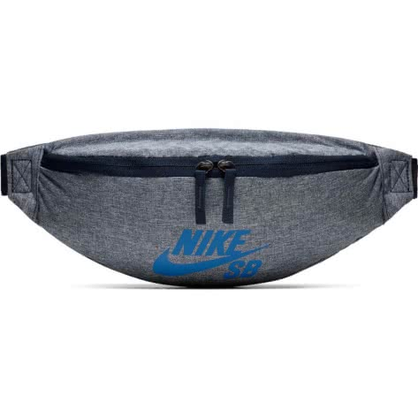 Nike SB Bauchtasche Heritage Hip Pack - AOP BA6381-451 Obsidian/Obsidian/Sail | One size