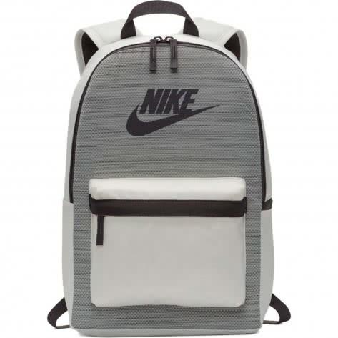Nike Rucksack Heritage Backpack - 2.0 MTRL BA6401-133 Sail/Silver/Thunder Grey   One size