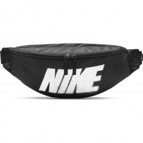 Nike Bauchtasche Heritage BA6434-010 One size BLACK/BLACK/WHITE | One size