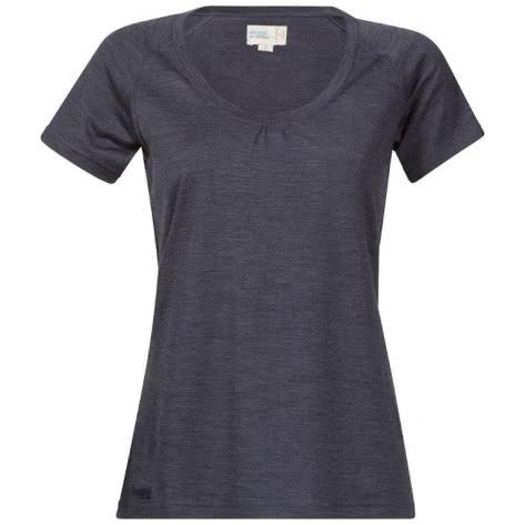 Bergans Damen T-Shirt Sveve Wool 5527-8854 XS NightBlue Mel | XS