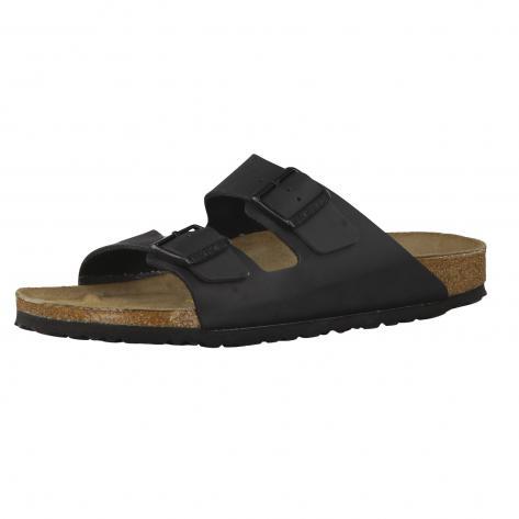 Birkenstock Sandale Arizona Schmal 051793 Black Größe: 41
