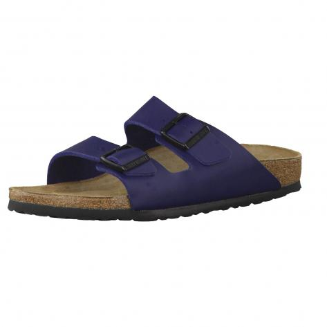 Birkenstock Sandale Arizona Schmal 051793 Blue Größe: 41