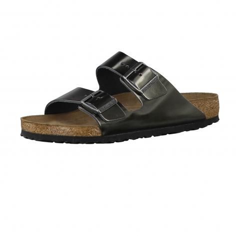 hot sale online 7dfa4 96003 Birkenstock Damen Sandale Arizona BS 1000292 41 Metallic Anthracite | 41 |  cortexpower.de
