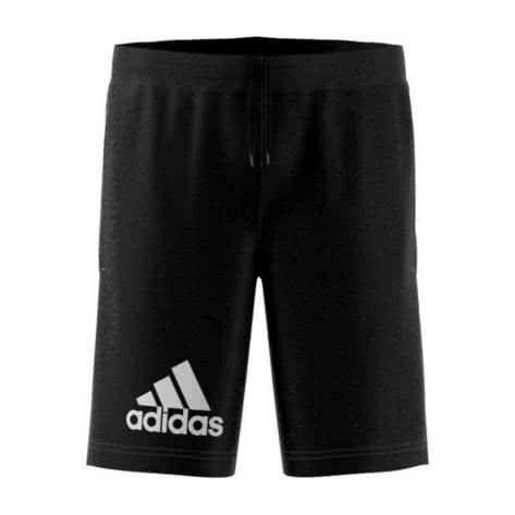 adidas Jungen Short Gear Up black white Größe 110,116,128,152,158,176