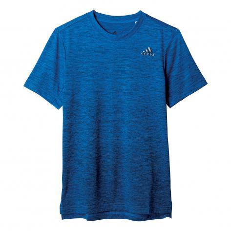 adidas Kinder Trainingsshirt Gradient Tee Blue Mystery Blue S17 Größe 140,152,164,176
