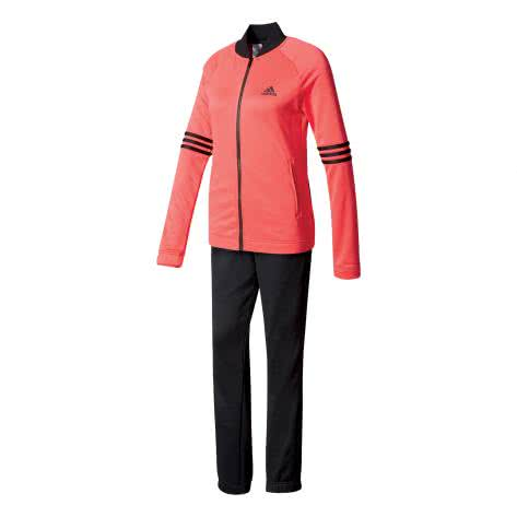 adidas Damen Trainingsanzug Cosy TS BK4693 S Core Pink/Black | S