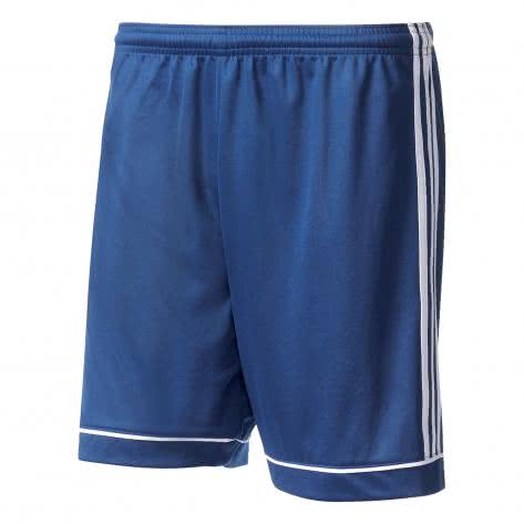 adidas Kinder Short Squadra 17 dark blue white Größe 128,140,164
