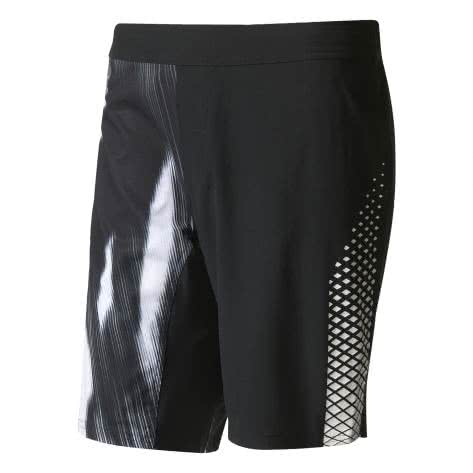 adidas Herren Short Power GFX1 black Größe: M