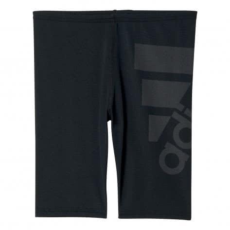 adidas Jungen Badehose INF SOL LLBX B black granite Größe 128