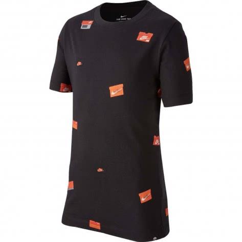 Nike Jungen T-Shirt Garcons BQ2713-010 137-147 Black   137-147