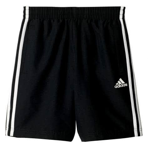 adidas Kinder Short Essentials 3 Stripes Woven black Größe 110,140,152,158,164