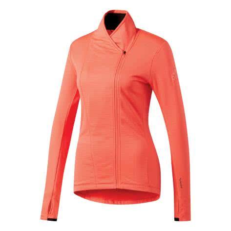 adidas Damen Laufjacke Supernova Climaheat Wrap BQ3915 S Easy Coral S17/Black   S