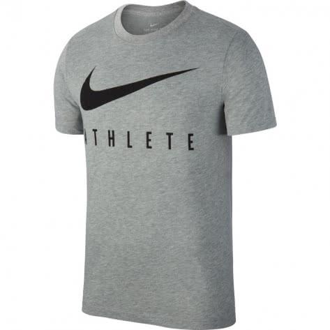 Nike Herren Trainingsshirt Dry Tee DB Athlete BQ7539
