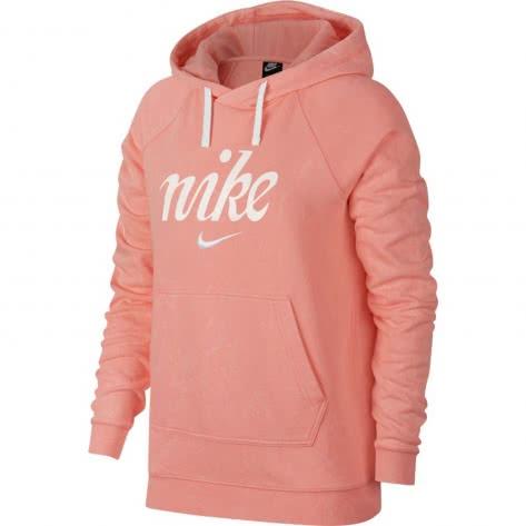 Nike Damen Kapuzenpullover PO Wash Hoodie BQ8023