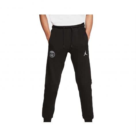 Jordan Herren Paris Saint-Germain Trainingshose Black Cat Fleece Pants BQ8348-010 L Black | L