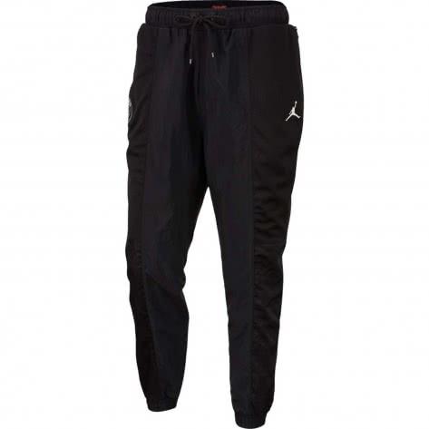 Jordan Herren Paris St. Germain Trainingshose Air Jordan Suit Pant BQ8374-010 M Black | M