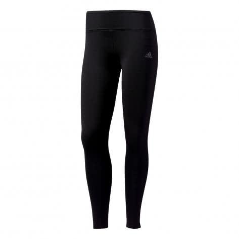 adidas Damen Lauftight Response Clima Warm BR0831 XL Black | XL
