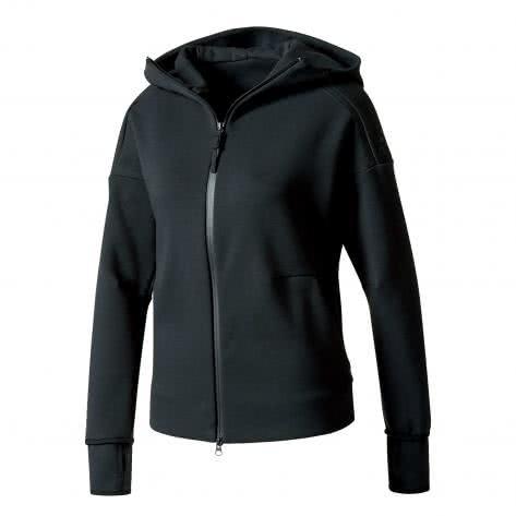 adidas Damen Hoodie ZNE 2 BR1933 XXS black | XXS