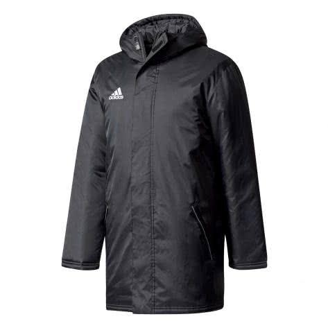 adidas Core 15 Stadionjacke black white2 Größe 116,128