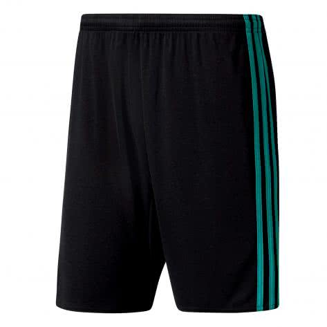 adidas Herren Real Madrid Away Short 17/18 blac...