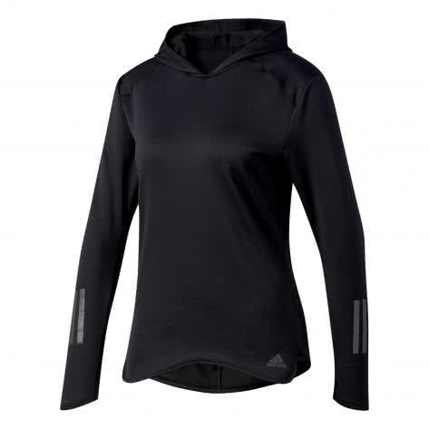 adidas Damen Hoodie RESPONSE CLIMA WARM BS2903 XXS black | XXS