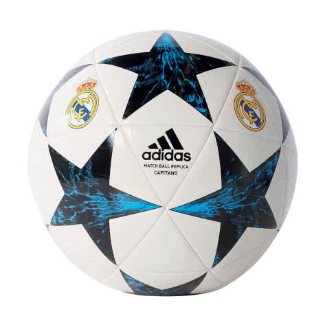 Adidas Real Madrid Fussball Finale 17 Capitano Cortexpower De