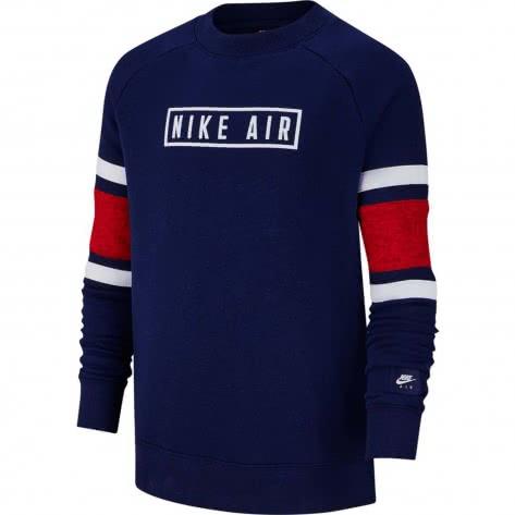 Nike Jungen Pullover Nike Air LS Crew BV3591