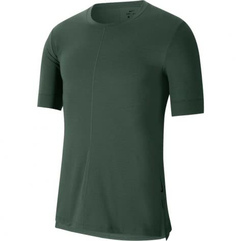 Nike Herren Trainingsshirt Dry Top SS Yoga BV4034