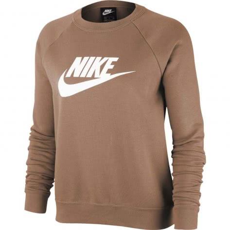 Nike Damen Pullover Essential Crew Fleece HBR BV4112